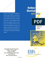 A Outdoor Electrical Safety Check