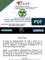 El Pitch - Exposición