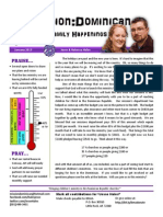 newsletter janurary 2013
