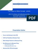 CFB-boiler