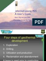 Geothermal_PEIS BLM Guide