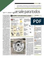 Negocio de Soluciones Con Paneles Solares