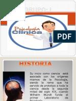 Presentacion de Psicologia General