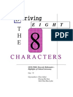 The Eight Character