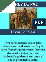UN REY DE PAZ