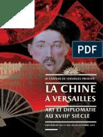 La Chine à Versailles - dossier de presse