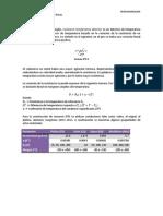 RTD - Instrumentacion