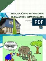 ELABORACIÓN DE INSTRUMENTOS DE EVALUACIÓN
