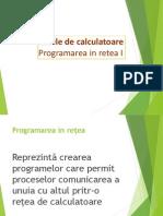 Programarea in Retea