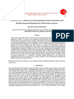 PDF - Evaluation of the Adequacy of Code Equivalent Lateral Load Pattern & Ductility Demand