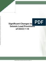 PDF - Significant Change Seismic Provision ASCE 7-10