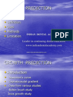 Growth Prediction3 / orthodontic courses by Indian dental academy