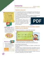 Matematica 5 Pgs44,45