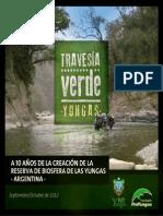 TRAVESIA Verde Single