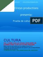 "Test Cultura General (""elreyo"" en google)"