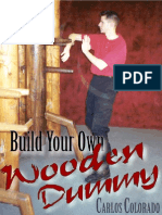 Build Your Own Wooden Dummy