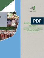 DWR Solutii Pentru Viitorul Deltei Dunarii