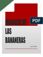 Unidad 5 Masacre de Las Bananeras - Luisa Londoño