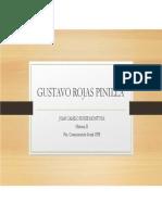 Unidad 5 Gustavo Rojas Pinilla - Juan Camilo Eusse