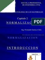 Cap 2 - Normalizacion