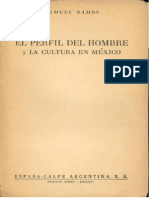 Psicoanalis Del Mexicano