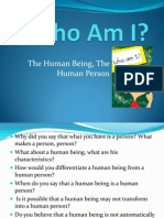 The Human Person and Others