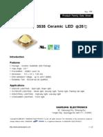 Data Sheet LH351A Rev.009