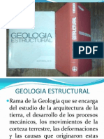 Geología estructural