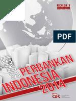 Booklet Perbankan Indonesia 2014