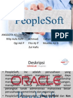 PeopleSoft Oracle