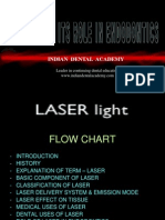 Lasers and Its Role in Endodontics / orthodontic courses by Indian dental academy