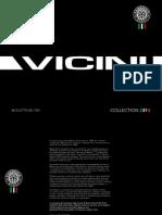 Catalogo Vicini 2014