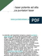 Puntatore Laser Potente Ad Alta Potenza Puntatori Laser