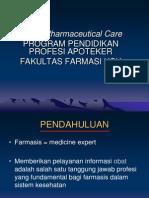 Yanfa Slide Pharmaceutical Care