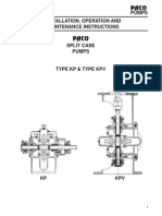 O&M Manuals_Chilled Water Pumps-PACO Pump