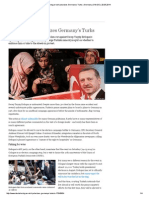 Erdogan Visit Polarizes Germany's Turks _ Germany _ DW.de _ 20.05