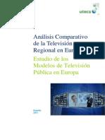 Informe Uteca Tv Autonómica