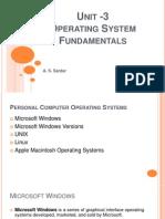 unit 3 operating system