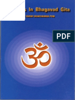 Sadhanas in Bhagvad Gita PDF