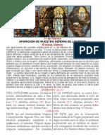 Aparición de Nuestra Señora de Lourdes. 11 de Febrero. Pdf bilingue