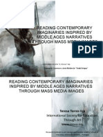 READING CONTEMPORARY IMAGINARIES INSPIRED BY MIDDLE AGES NARRATIVES THROUGH MASS MEDIA IMAGES