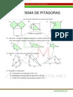 8 Teorema de Pitagora s