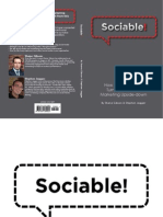 Sociable! How Social Media is Turning Sales and Marketing Upside Down
