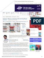 Opinion_ FDI in E-commerce the Next Big Thing_ - Business Today - Business News