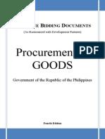 bidding documents template