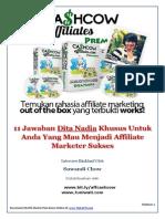 Rp.19juta Dalam Satu Bulan Sebagai Affiliate Marketer - Interview TipSAKTI - Dita Nadia