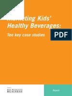 Marketing.kids.Beverages