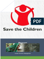 Save the Children Human Resource Management Practices.