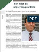 Resilux - 2011 06 - Interview Met CEO Dirk de Cuyper