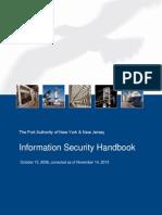 Corporate Information Security Handbook
